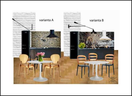 Realizace interiérů Praha_kuchyň